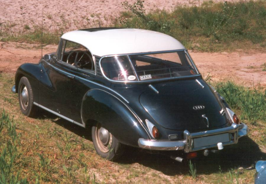 DKW Auto Union 1000 Coupe Gran